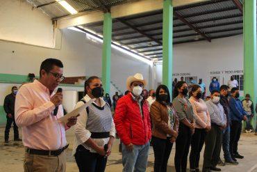 Reunión virtual con mis compañeros Presidentes Municipales de Zacatecas